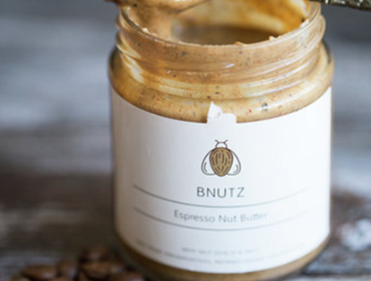 Coffee Flavoured Nut Butter