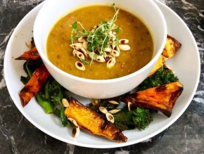 warming pumpkin soup recipe